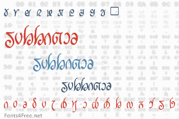 Rellanic Font