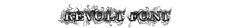 Revolt Font