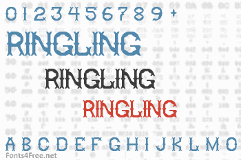 Ringling Font
