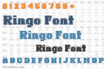 Ringo Font