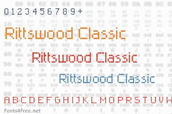 Rittswood Classic Font