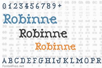 Robinne Font