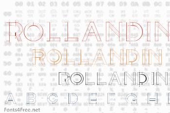 RollandinEmilie Font
