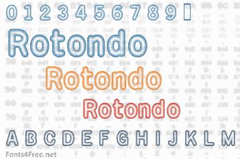 Rotondo Font