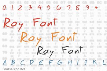 Roy Font