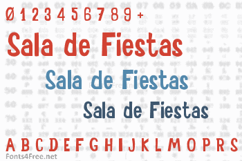 Sala de Fiestas Font