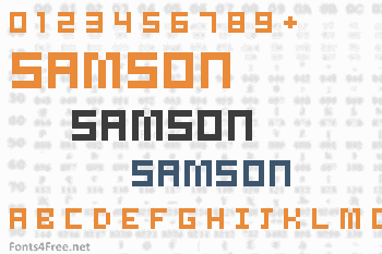 Samson Font