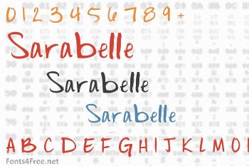 Sarabelle Font