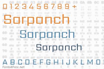 Sarpanch Font