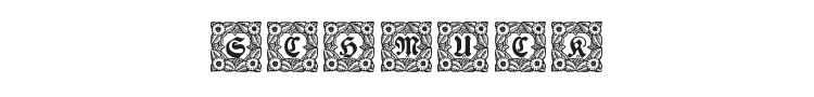 Schmuck Initialen