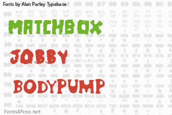 Alan Parley Typebase Fonts