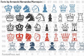 Armando Hernandez Marroquin Fonts
