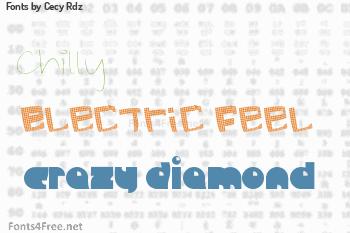 Cecy Rdz Fonts