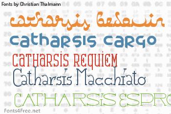 Christian Thalmann Fonts