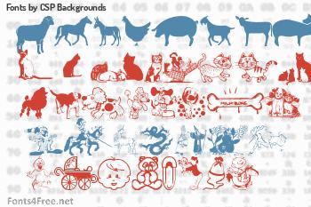 CSP Backgrounds Fonts