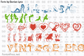 Darrian Lynx Fonts