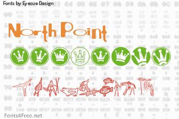 Eyecue Design Fonts