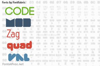 Fontfabric Fonts