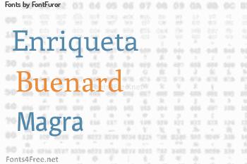 FontFuror Fonts