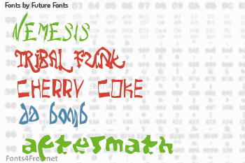 Future Fonts Fonts