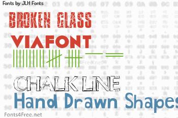 JLH Fonts Fonts