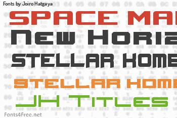 Joiro Hatgaya Fonts