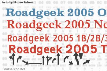 Michael Adams Fonts