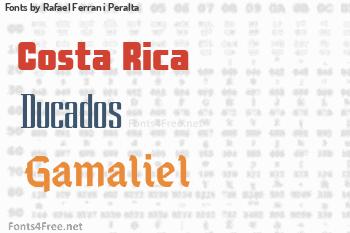 Rafael Ferran i Peralta Fonts