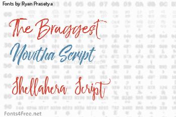 Ryan Prasetya Fonts