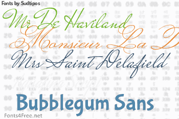 Sudtipos Fonts