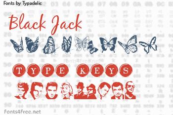 Typadelic Fonts