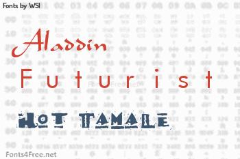 WSI Fonts