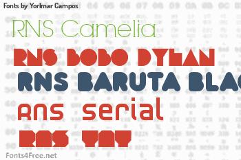 Yorlmar Campos Fonts