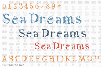 Sea Dreams Font
