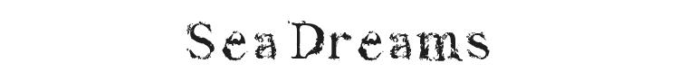 Sea Dreams Font