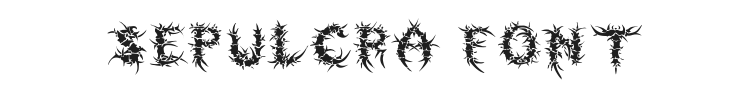 Sepulcra Font Preview