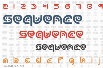 Sequence Font