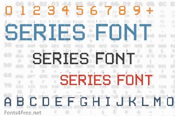 Series Font