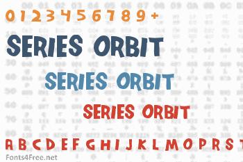 Series Orbit Font