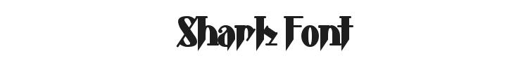 Shark Font