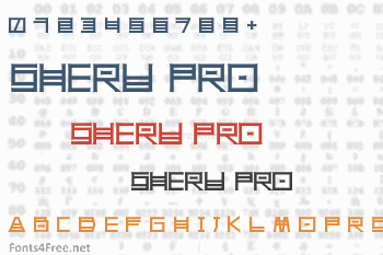 Sheru Pro Font