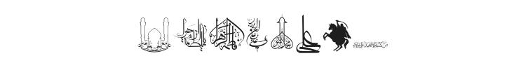 SHia Font Preview