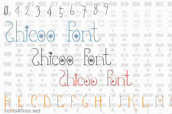 Shicoo Font