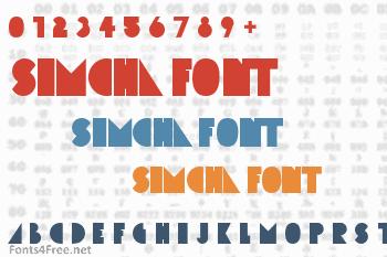 Simcha Font