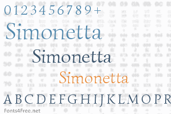 Simonetta Font