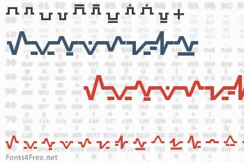 Sinescript Font
