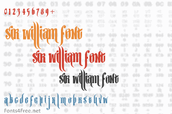 Sir William Font