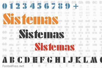 Sistemas Font