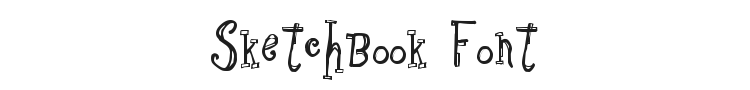 Sketchbook Font Preview