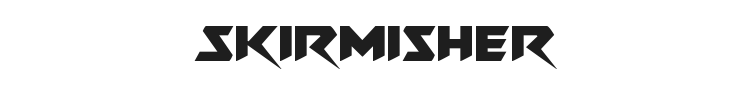 Skirmisher Font Preview